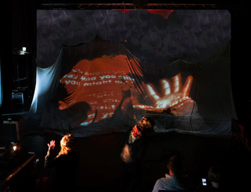 Digital Scenography Workshop with Teatr Piba and Theatr Gen